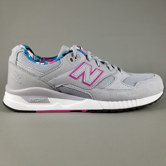wholesale dealer 1c8b5 5363e New Balance 530 ENCAP Mens Suede Athletic Shoe 8.5 NWT